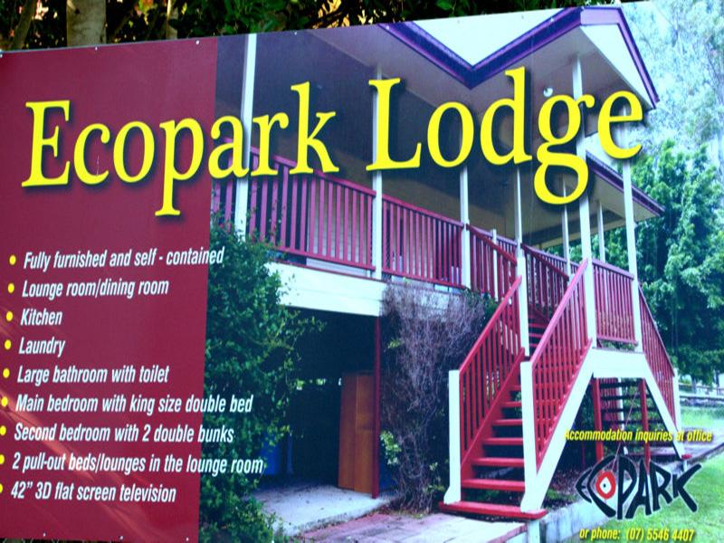 EcoPark Lodge
