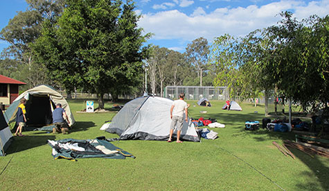 Camping Out EcoPark