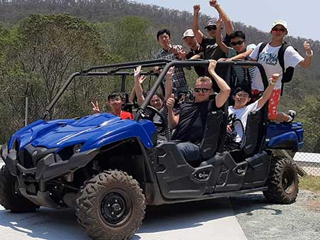 Adventure Day & Night Buggy Tours