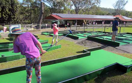 Mini Golf For All The Family