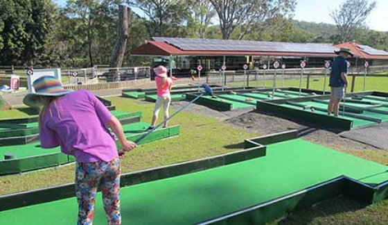 EcoPark Leisure Park - Catch and Release Fishing - Farm Stay