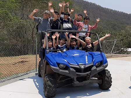 EcoPark Buggy Rides